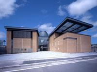 徳島県立文学書道館