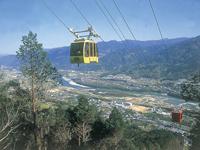 箸蔵山ロープウェイ・写真