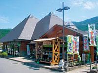 道の駅 温泉の里神山・写真