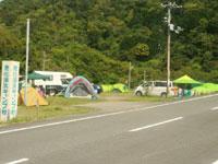 恵比須浜キャンプ村・写真