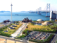 瀬戸大橋タワー・写真
