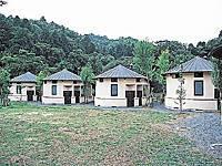 柏原渓谷キャンプ村(Tatutaの森)