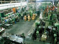 西野金陵 多度津工場(見学)・写真