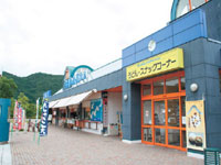 津田の松原サービスエリア(上り)