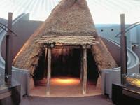 愛媛県歴史文化博物館・写真