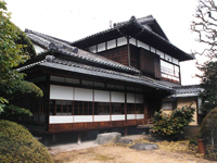 新居浜市広瀬歴史記念館・写真