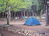 山出憩いの里温泉キャンプ場・写真