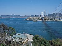 糸山公園・来島海峡展望館・写真