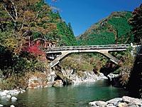 面河渓・写真