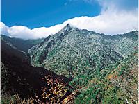 石鎚山・写真