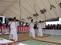 喜多浦八幡神社・写真