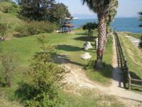 大角海浜公園キャンプ場・写真