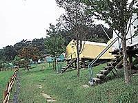 松山市野外活動センター(オートキャンプ場)・写真