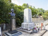 ロシア兵墓地・写真