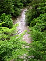 雪輪の滝・写真