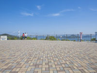 来島海峡サービスエリア(上り)・写真