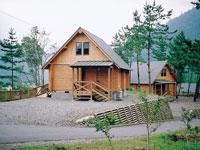 魚梁瀬森林公園オートキャンプ場・写真