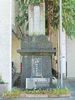 坂本龍馬誕生地の碑・写真