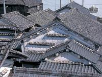 吉良川の町並み・写真