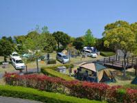土佐西南大規模公園オートキャンプ場とまろっと・写真
