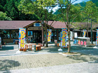 立川パーキングエリア(下り)