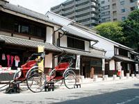 「博多町家」ふるさと館・写真