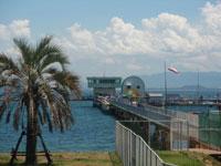 福岡市海づり公園・写真