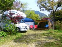 伊都乃国白糸ファミリーオートキャンプ場・写真