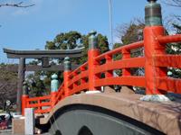 三柱神社・写真