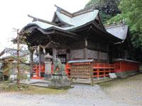 恵蘇八幡宮・写真
