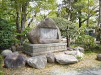柳川文学碑めぐり・写真