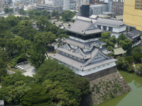 小倉城(勝山城)・写真