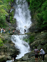 菅生の滝・写真