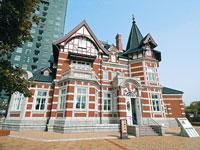 北九州市立国際友好記念図書館・写真