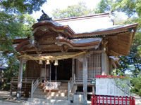 御勢大霊石神社