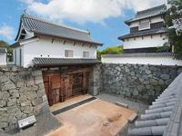 福岡城跡・写真