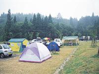 笹谷オートキャンプ場・写真