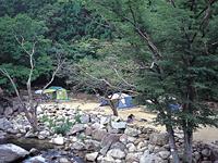 不動尊公園キャンプ場・写真