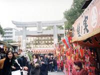 十日恵比須神社・写真