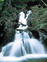 五塔の滝・写真