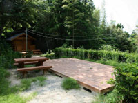 芥屋野営場(芥屋キャンプ場)・写真
