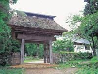 仙台藩花山村寒湯番所跡・写真
