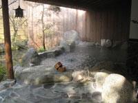 秋月温泉・写真