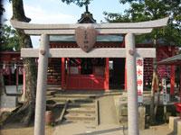 恋木神社(水田天満宮)