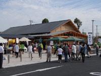 川の駅船小屋 恋ぼたる物産館・写真