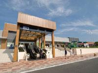 古賀サービスエリア(上り)・写真