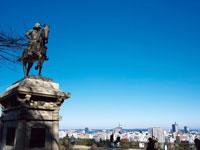 仙台城跡・写真