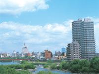 広瀬川・写真