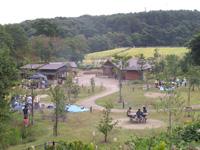 仙台市水の森公園キャンプ場