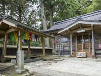 日吉山王神社・写真